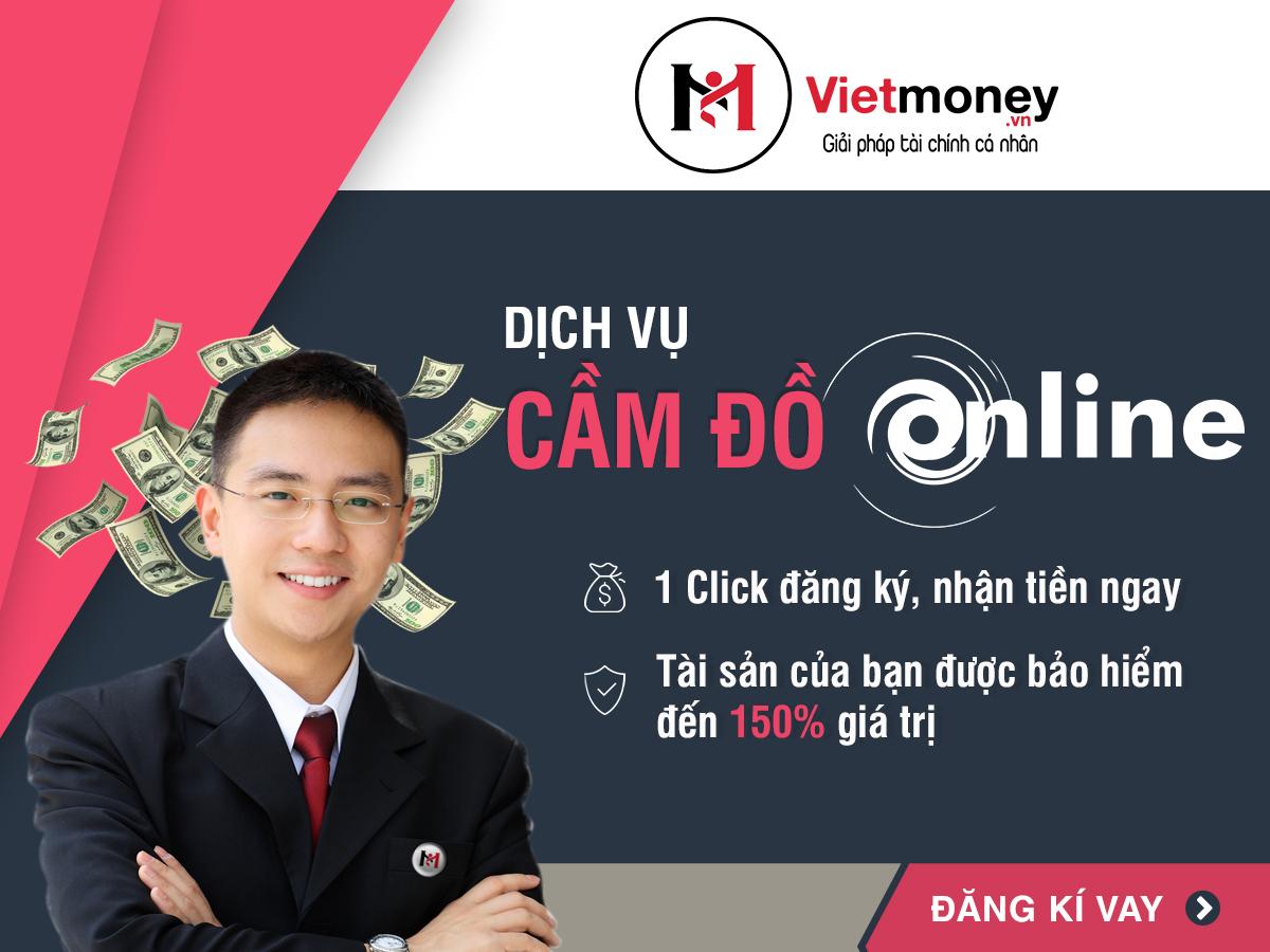 Dịch vụ cầm đồ Vietmoney – Giải pháp tài chính cá nhân đơn giản, nhanh chóng!