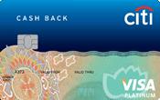 Thẻ tín dụng Citi Cash Back