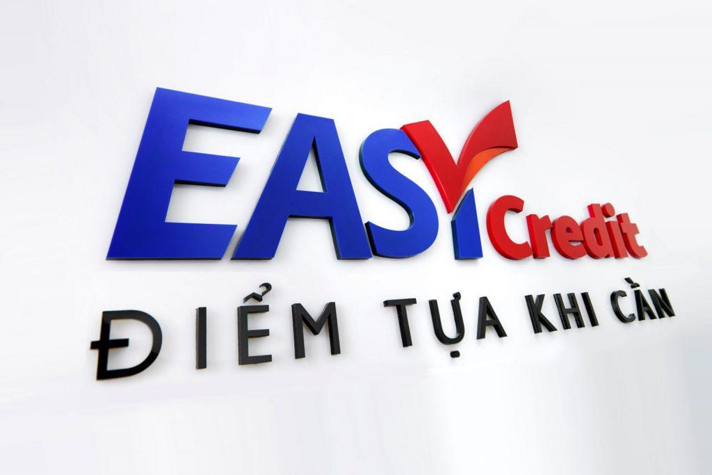 Vay tiền nhanh online không cần thế chấp, lãi suất ưu đãi với Easy Credit