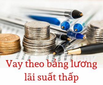 Vay theo bảng lương tại TpHCM, Bình Dương, Đồng Nai