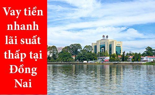 Hướng dẫn vay tiền nhanh lãi suất thấp tại Đồng Nai